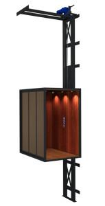 Crystal – Residential Elevator