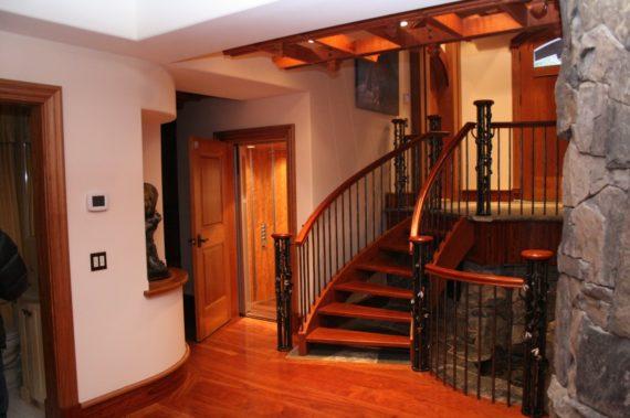 Crystal home elevator 023a017b0