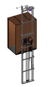 Stratus – Residential Elevator