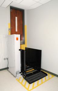 Unenclosed commercial Trus-T-Lift™