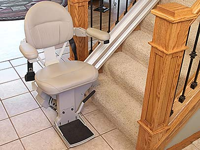 Bruno elite - Commercial Stair Lift image