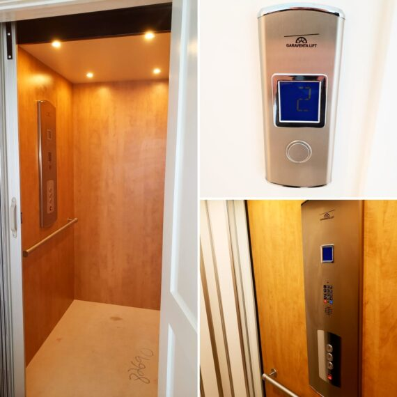 Elevators Edmonton custom home Garaventa 023a023a0