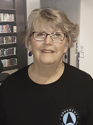 Lauren Dube, employee