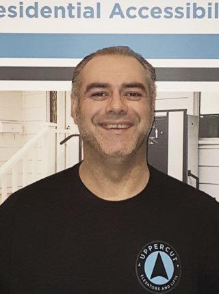 Rick Medeiros, employee