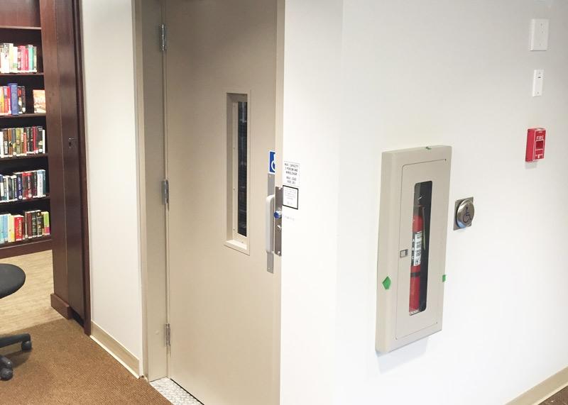 Senior residence elevators