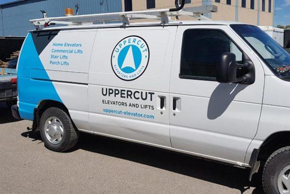 Uppercut Service Van 023a017d0