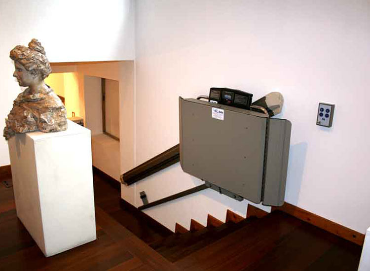 Garaventa Inclined platform museum