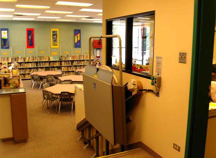 Garaventa School Lift