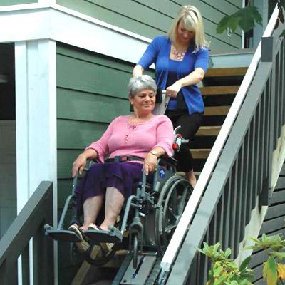 Stair-trac