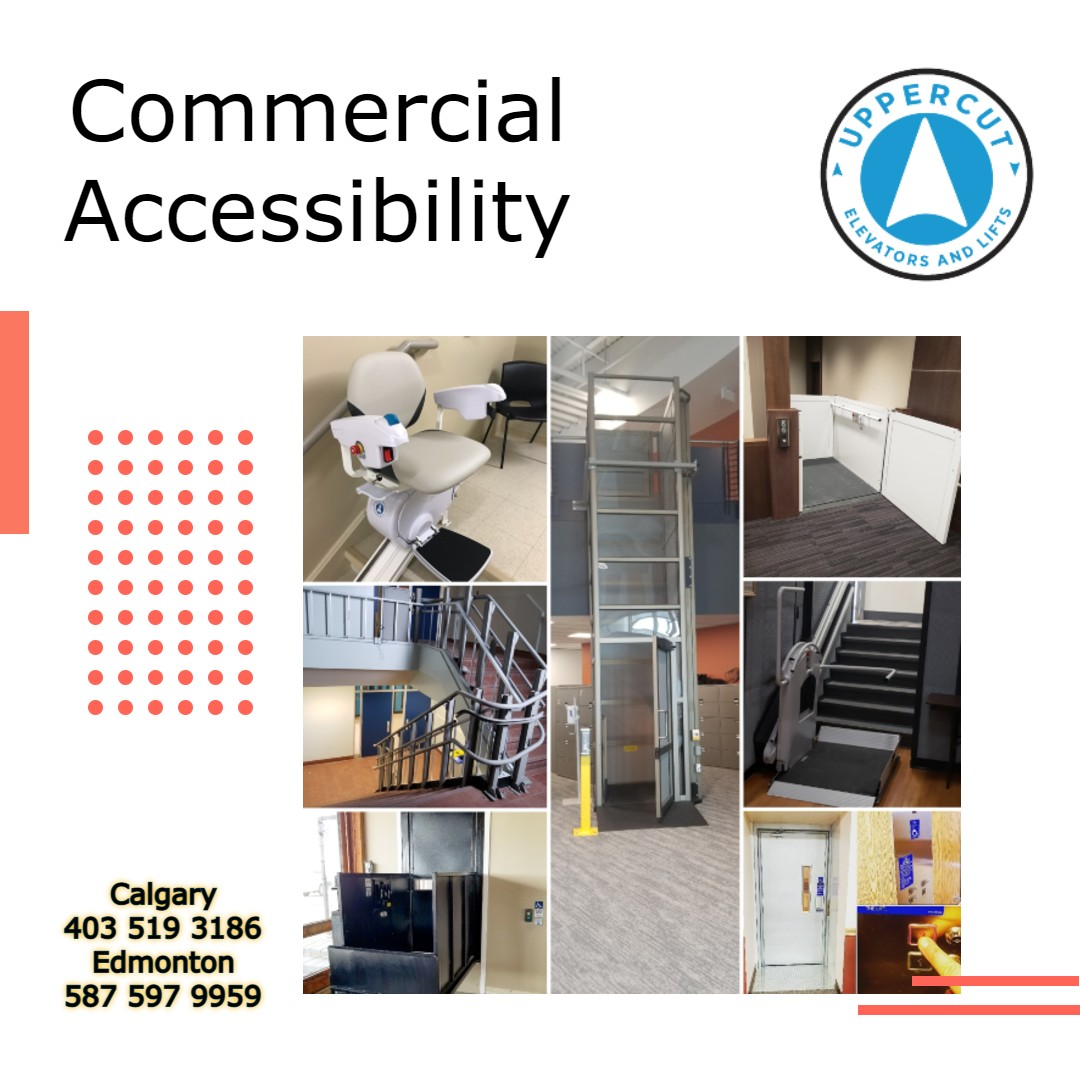 Commercial Accessibility Calgary