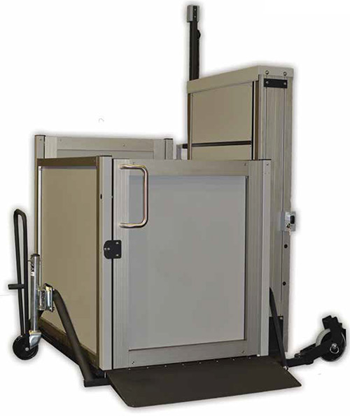 Genesis-Staage-commercial-lift-uppercut-elevators-alberta