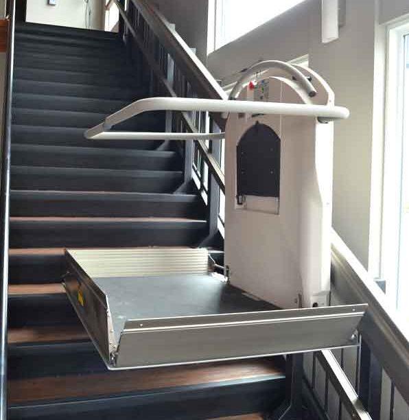 Xpress-II-commercial-lift-uppercut-elevators-alberta