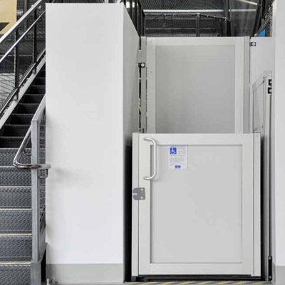 genesis opal commercial lift uppercut elevators alberta 023a023a0